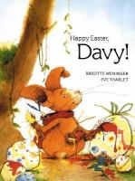 Cover image for Happy Easter, Davy!