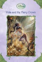 Cover image for Vidia and the fairy crown