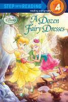 Cover image for A dozen fairy dresses