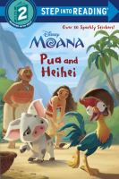 Cover image for Moana. Pua and Heihei