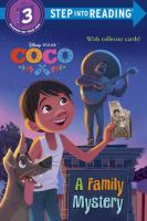 Cover image for Coco. A family mystery