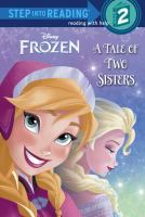 Cover image for A tale of two sisters
