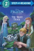 Cover image for Disney Frozen, northern lights. The right track