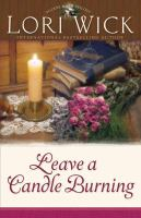 Cover image for Leave a candle burning
