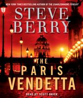 Cover image for The Paris vendetta