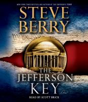 Cover image for The Jefferson key a novel