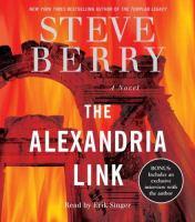 Cover image for The Alexandria link a novel