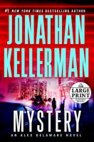 Cover image for Mystery : an Alex Delaware novel
