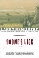 Cover image for Boone's Lick : a novel
