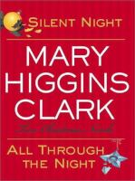 Cover image for Silent night ; All through the night