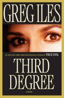Cover image for Third degree