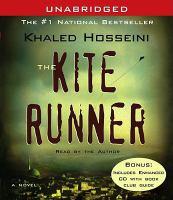 Cover image for The kite runner : a novel