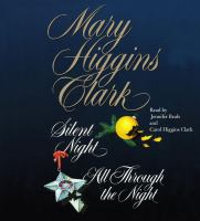 Cover image for Silent night All through the night