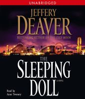 Cover image for The sleeping doll a novel