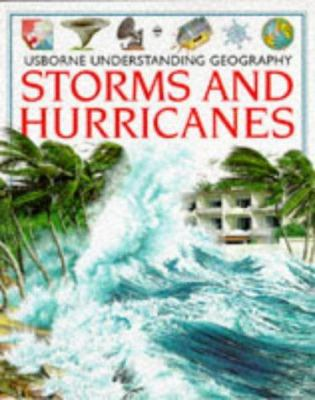 Cover image for Storms and hurricanes