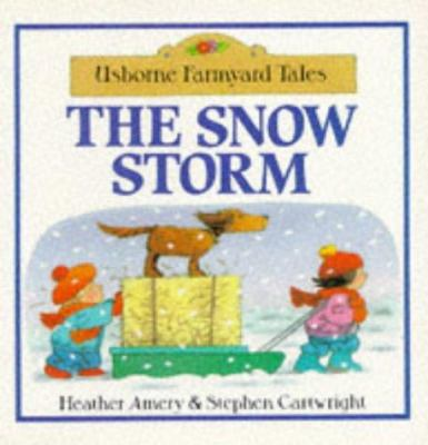 Cover image for The snow storm