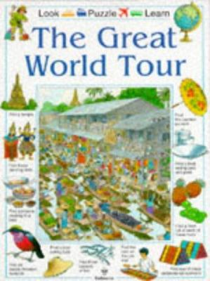 Cover image for The great world tour