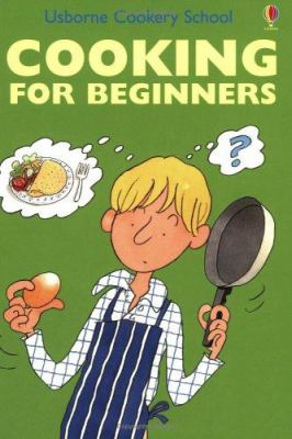 Cover image for Cooking for beginners