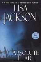 Cover image for Absolute fear