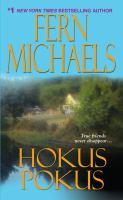 Cover image for Hokus pokus
