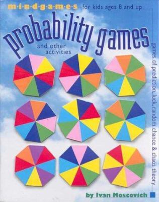 Cover image for Probability games