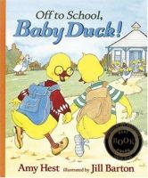 Cover image for Off to school, Baby Duck