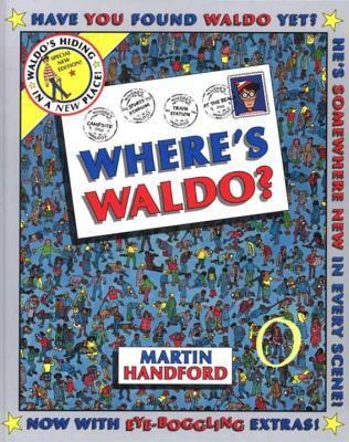 Cover image for Where's Waldo?