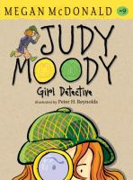 Cover image for Judy Moody, girl detective