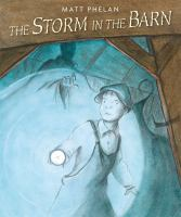 Cover image for The storm in the barn