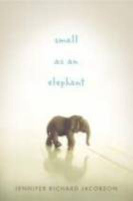 Cover image for Small as an elephant