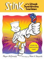 Cover image for Stink and the ultimate thumb-wrestling smackdown