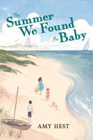 Cover image for The summer we found the baby