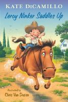 Cover image for Leroy Ninker saddles up