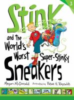 Cover image for Stink and the world's worst super-stinky sneakers