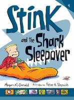 Cover image for Stink and the shark sleepover