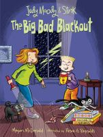 Cover image for Judy Moody & Stink. The big bad blackout