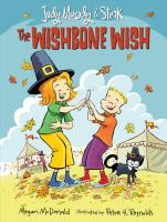 Cover image for Judy Moody & Stink. The wishbone wish