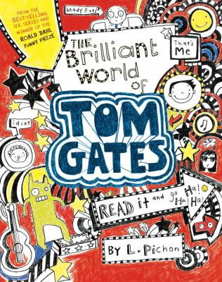 Cover image for The brilliant world of Tom Gates
