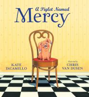 Cover image for A piglet named Mercy