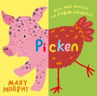 Cover image for Picken : mix and match the farm animals!