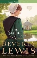 Cover image for The secret keeper
