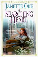 Cover image for A searching heart