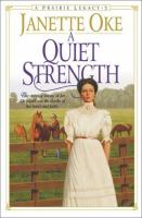 Cover image for A quiet strength