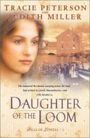 Cover image for Daughter of the loom
