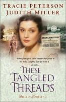 Cover image for These tangled threads