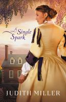 Cover image for A single spark