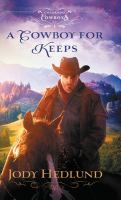 Cover image for A cowboy for keeps