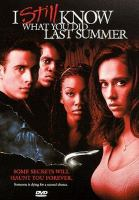 Cover image for I still know what you did last summer