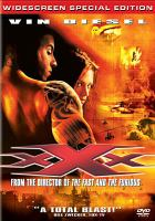 Cover image for xXx