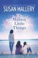 Cover image for A million little things